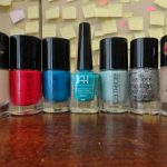 NOTD: I've got my hands full with experiments