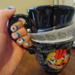NOTD: Tea time with Alice