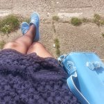 OOTD: Dress and Sneakers