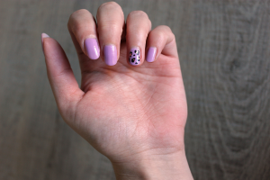 6 ways to pimp your nails in less than 10 minutes with leopard printed nails