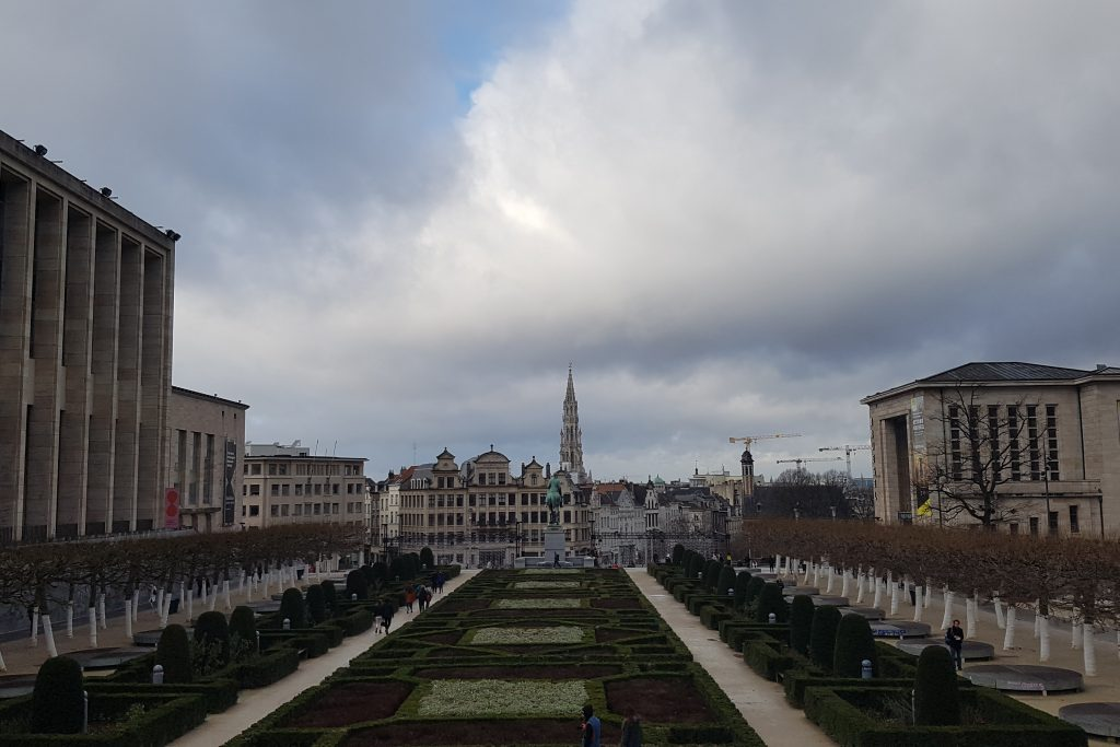 Non-stop Noor: November & December in pictures - Brussels
