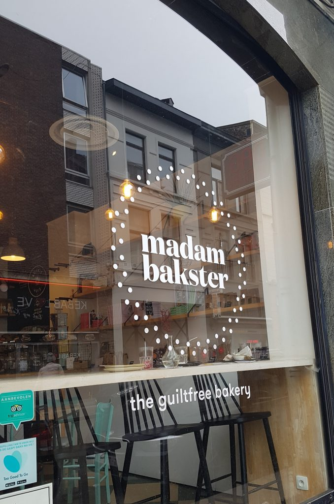 Madam Bakster brunch