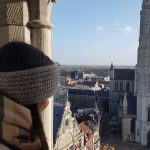 Hometown tourist: climbing the Belfry of Ghent