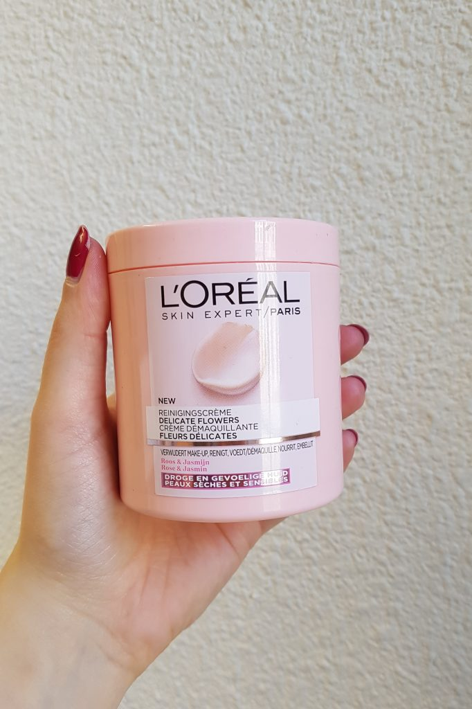 L'Oreal make-up remover