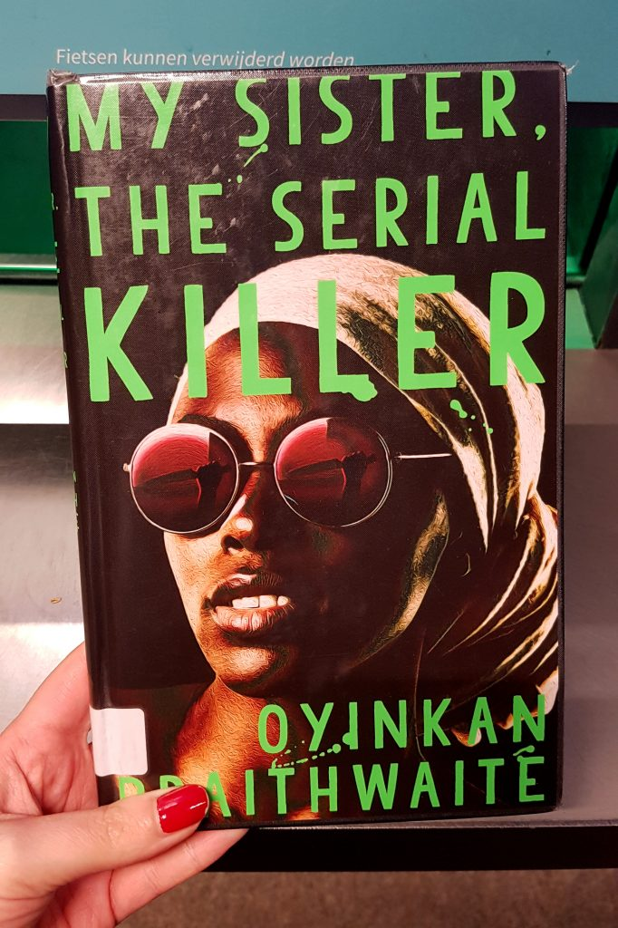 Oyinkan Braithwaite My sister, the serial killer