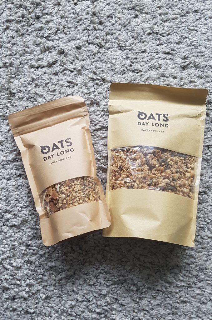 Oats Day Long granola