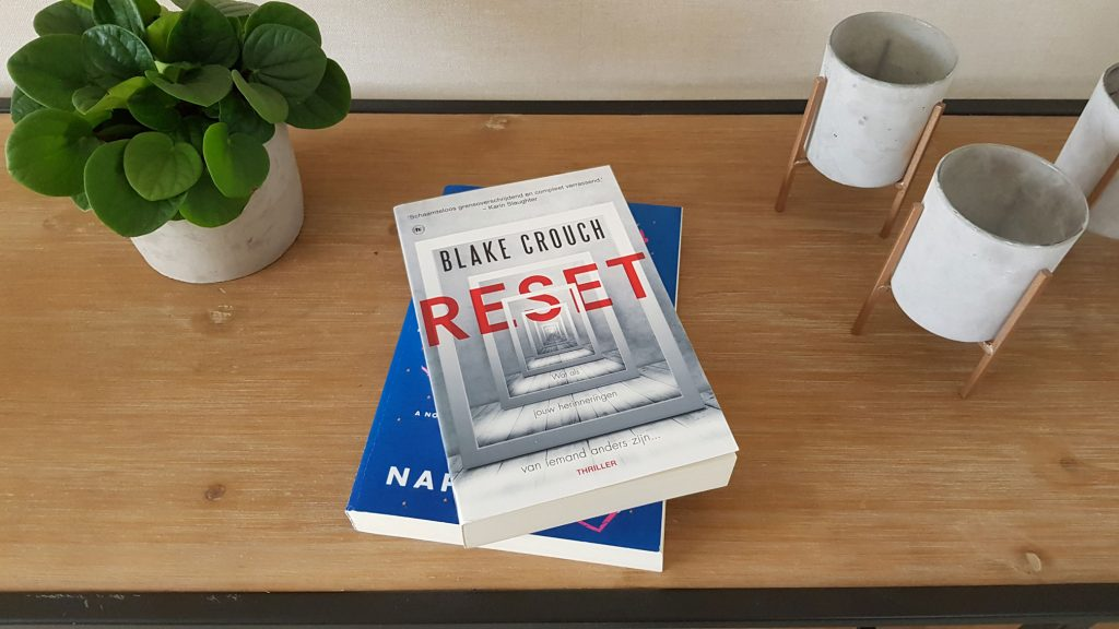 My favorite books of 2020 - Recursion - Blake Crouch